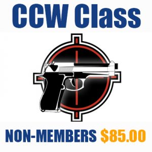 CCW Class (Non-Members)