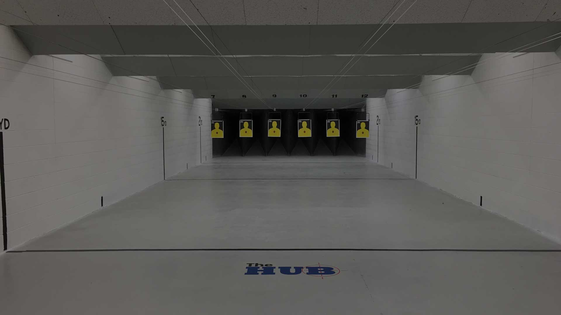 Our state-of-the-art indoor shooting range