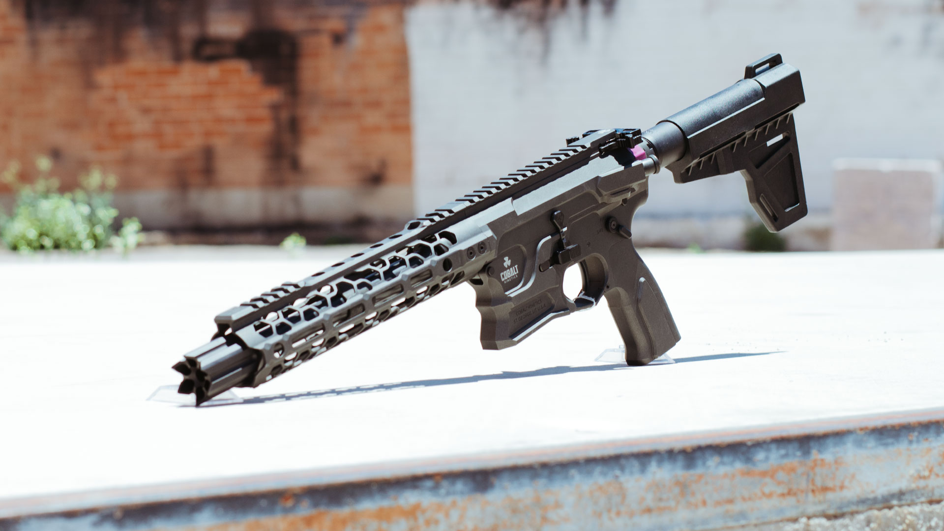 An NFA-controlled firearm that you can purchase at our gun shop