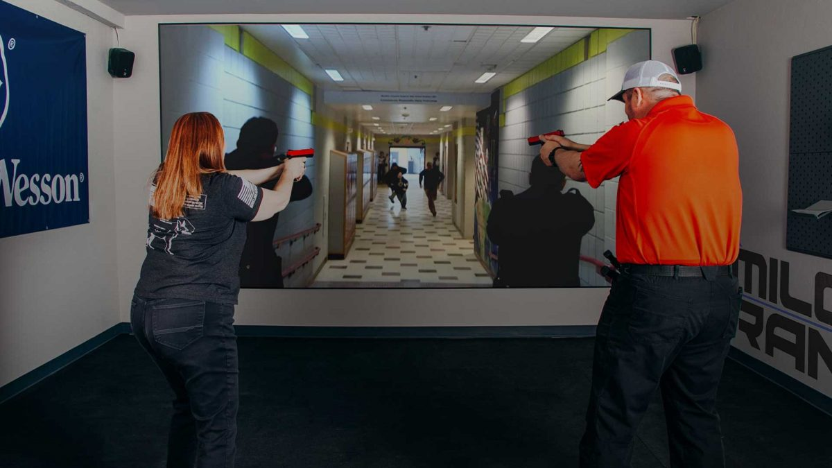 Why You Should Visit a VR Gun Range