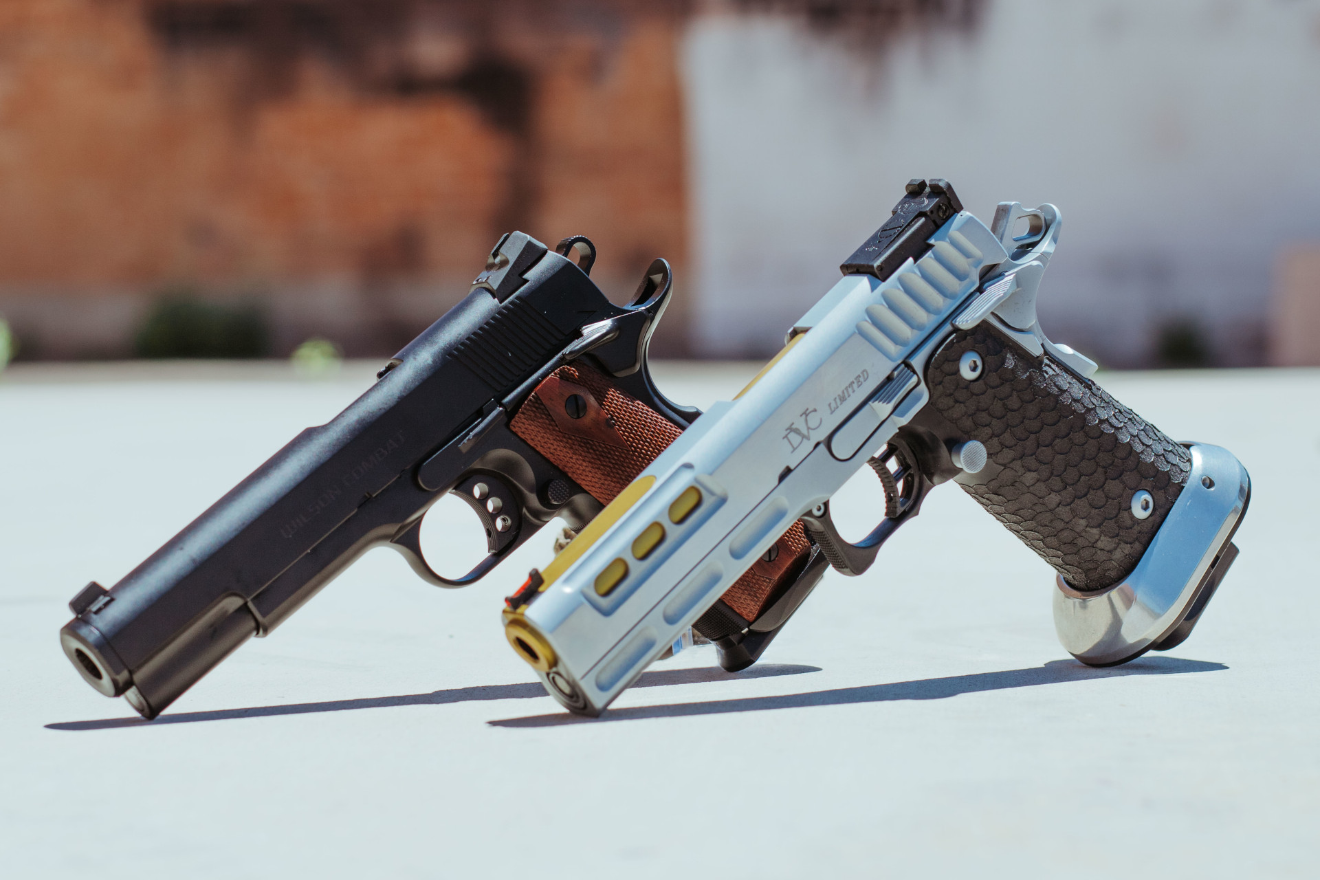 Two guns that you can purchase at our gun shop
