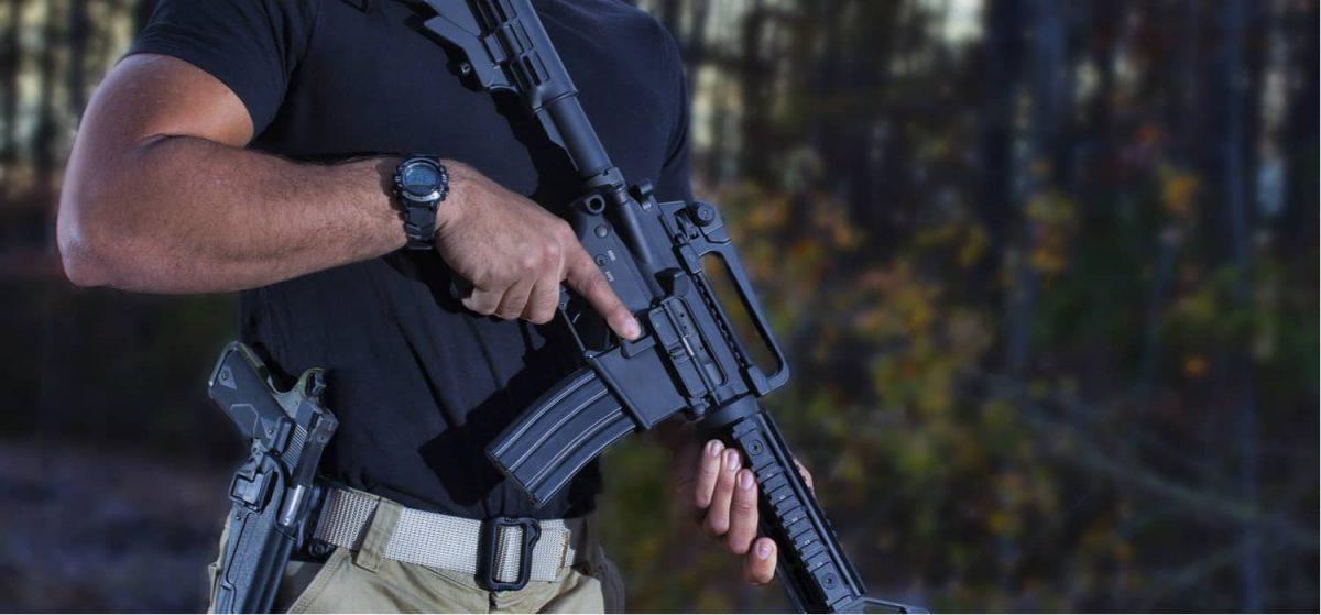AR-10 vs. AR-15
