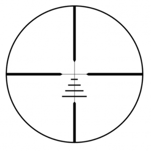 A BDC reticle