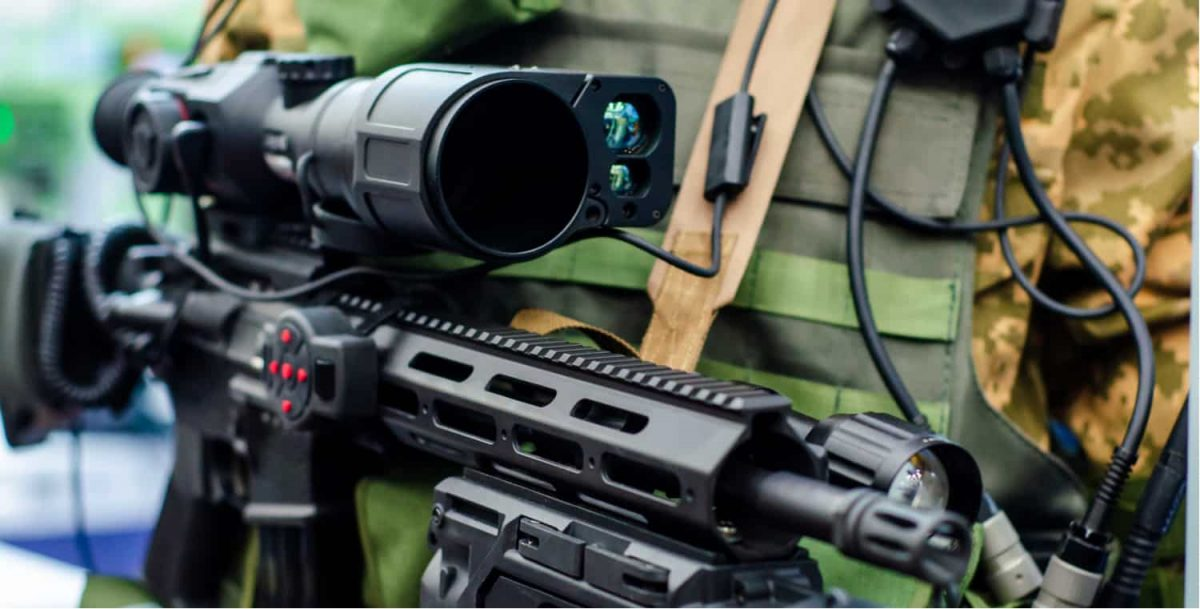 How Night Vision for Scopes Works