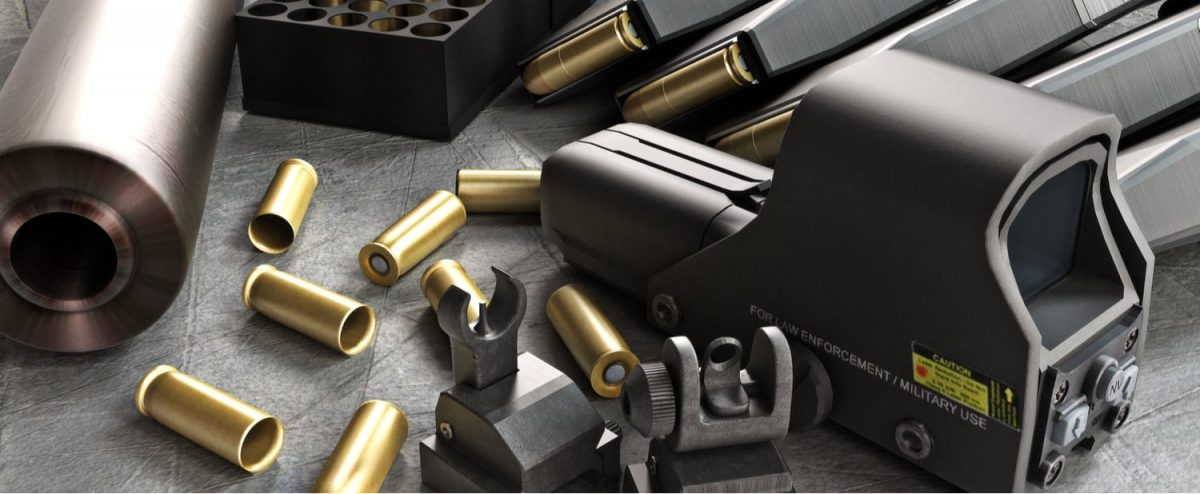 Common Types of Gun Accessories