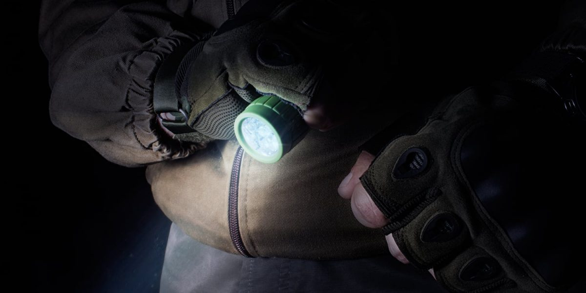 Why A Tactical Flashlight Is Important