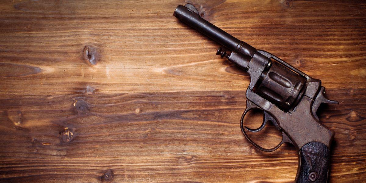 A Brief History of Guns
